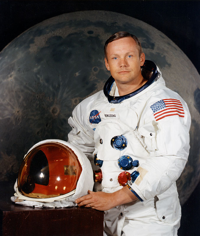 RIP Neil Armstrong (1930 – 2012)