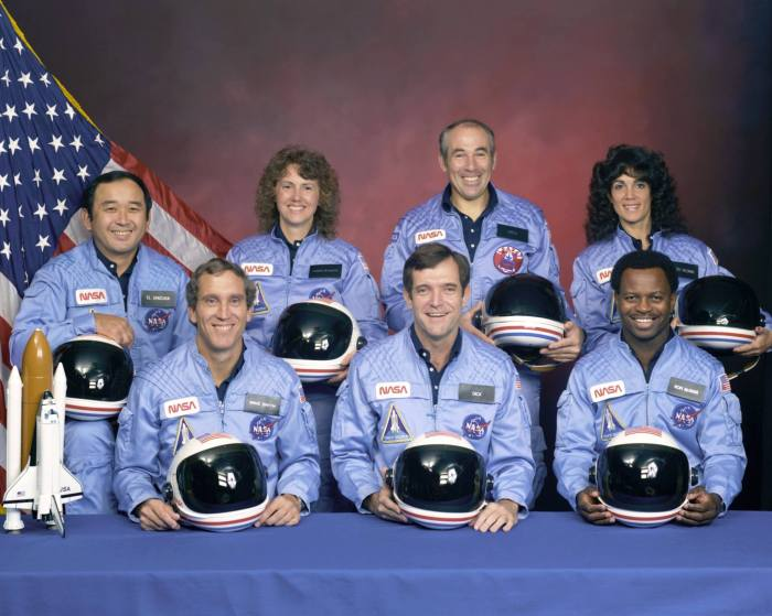 30 Years Ago… Remembering Challenger